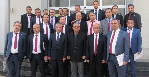 Silifke TSO'nun Kıbrıs Çıkartması