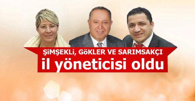 CHP Mersin yönetim kadrosunu oluşturdu