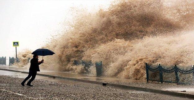 Meteoroloji uyardı fırtına geliyor
