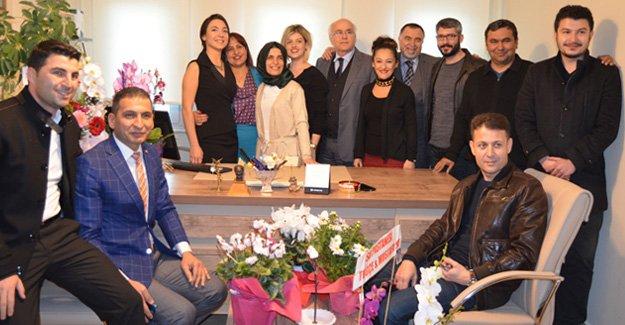 Genç Avukat Şanlı, kendi ofisini açtı