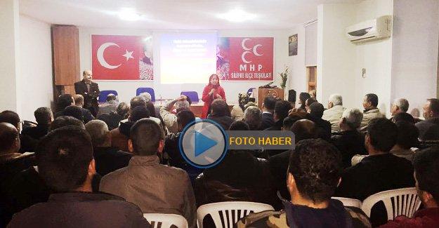 MHP Çevre Katliamına 'Hayır' Diyor
