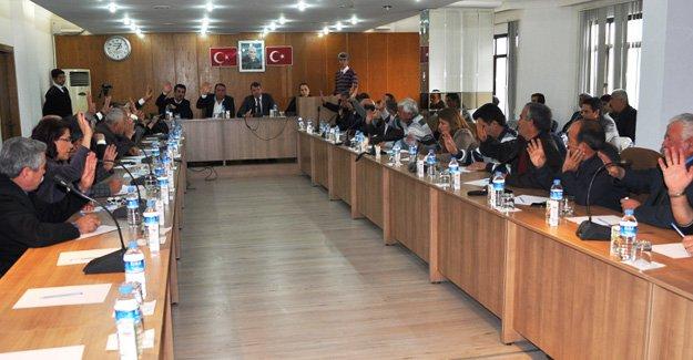 Şubat ayı Meclis toplantısını yapıldı