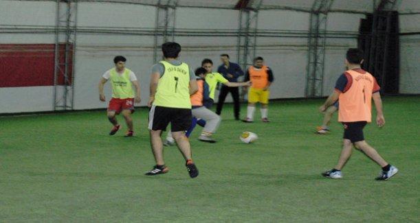 CHP'li gençlik futbol turnuvası düzenledi