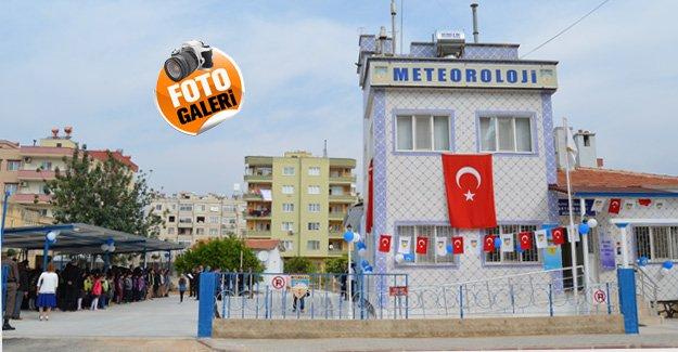 Silifke'de 'Dünya Meteoroloji Günü' kutlandı