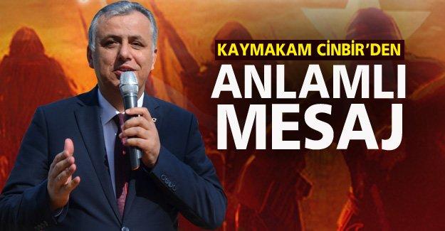 """""""Biz Türk'üz gülerek ölüme koşarız"""""""