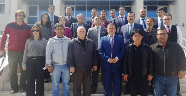 Silifke Adliyesi Medya İletişim Bürosu Açıldı