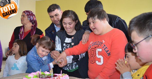 'Dünya Down Sendromu günü' kutlandı