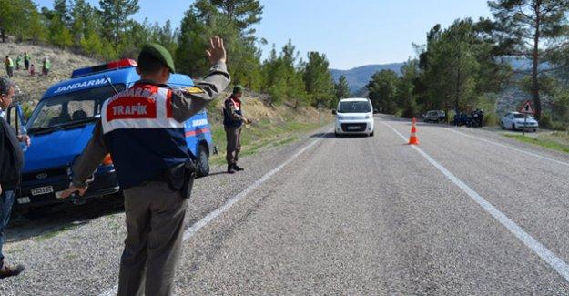 Jandarmadan Yol Güvenliği