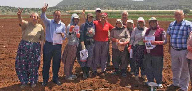 """""""Köyler arası bağlantı yolları acilen yapılmalıdır"""""""