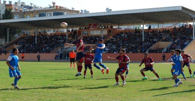 Medcem Silifke Belediyespor, Dolu Dizgin. 3-1