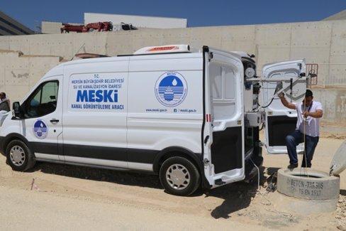 Meski, Kanal Görüntüleme Aracı Aldı