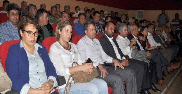 Silifke CHP Gençlik Kollarından 'Siyaset ve Gençlik' Konulu Panel