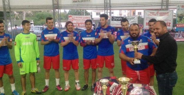 Ünal Ünüvar Futbol Turnuvası sona erdi