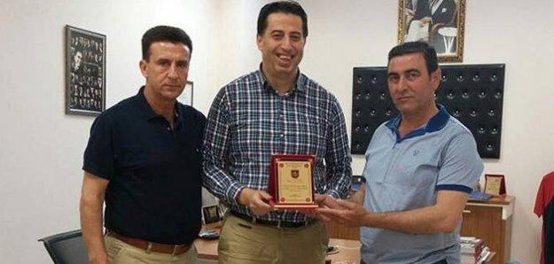 Medcem Silifke Belediyespor'dan Sponsorlara Teşekkür ziyaretleri