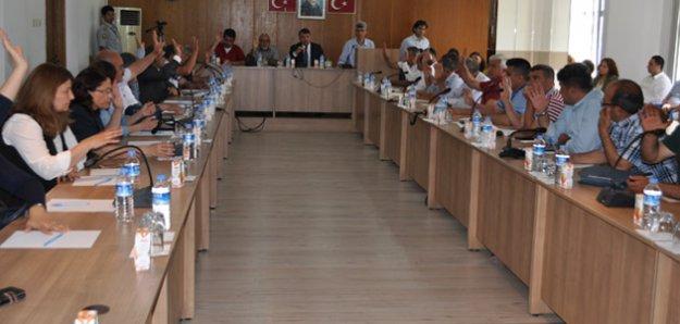 Silifke Belediye Meclisi Mayıs toplantısını yaptı