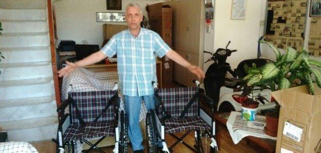 Silifke Engelliler Derneğine Bağışlar Devam Ediyor