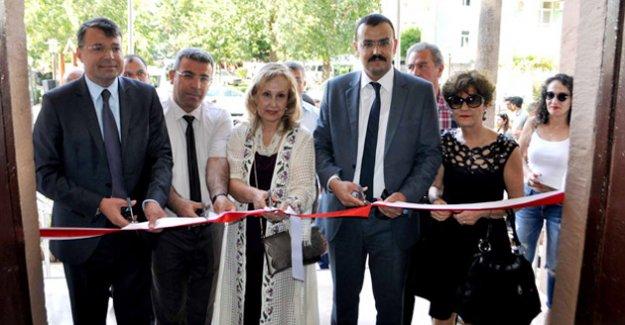 Silifke Kültür Haftası'nda sergi açılışları yapıldı