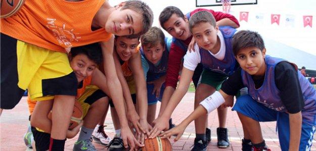 Silifke'de Basketbol Heyecanı başlıyor
