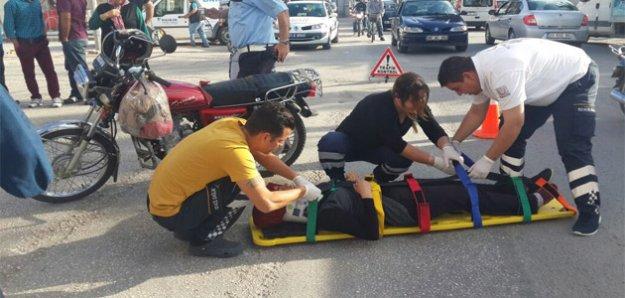 Yaz geldi Motosiklet kazaları başladı