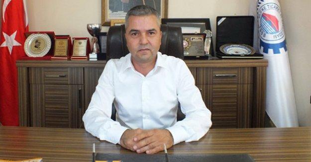 Kaynar'dan Basın Bayramı Kutlama mesajı