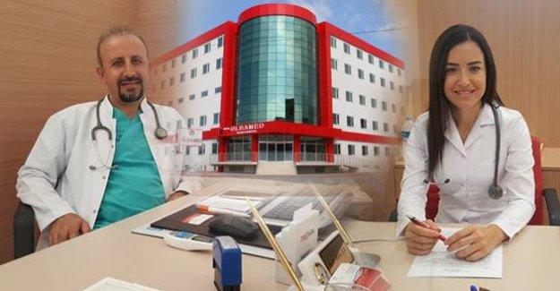 Özel Olbamed Hastanesi, doktor kadrosunu büyütüyor