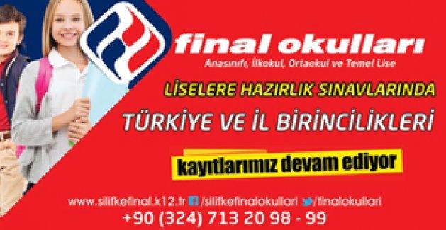 FİNAL OKULLARI SİLİFKE