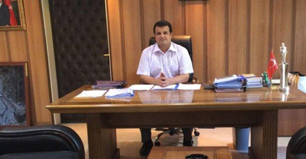 Bilal Özkan, Diyarbakır-Sur İlçe Belediye Başkanı olarak atandı