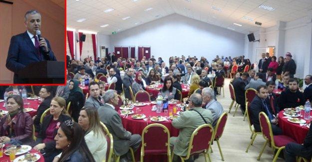 Silifke'de Öğretmenler Günü Törenlerle Kutlandı
