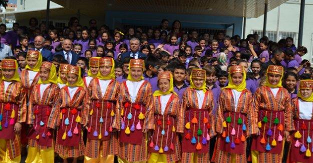 Silifke' de İlköğretim Haftası kutlandı