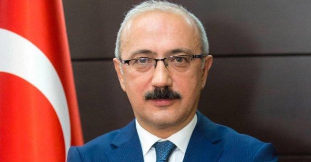 Kalkınma Bakanı Lütfi Elvan ile ilgili görsel sonucu