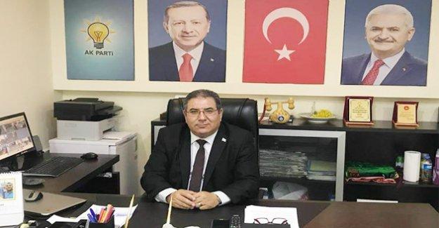 Başkan Çetin , 23 Nisan Ulusal Egemenlik ve Çocuk Bayramı Kutlu Olsun