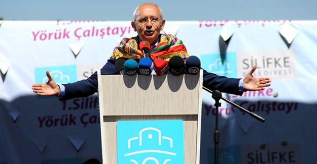 """Kılıçdaroğlu, """"25 Haziran'da güzel bir Türkiye'ye uyanabiliriz"""""""