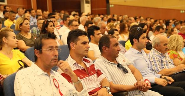 Büyükşehir'den 'Kamu Yönetiminde Etik' Eğitimi
