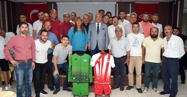 Fındıkpınarı Futbol Turnuvası Heyecanı Başlıyor