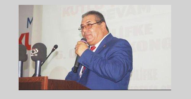 """Başkan Çetin, """"hedefimiz Silifke'yi iktidarla buluşturmak"""""""