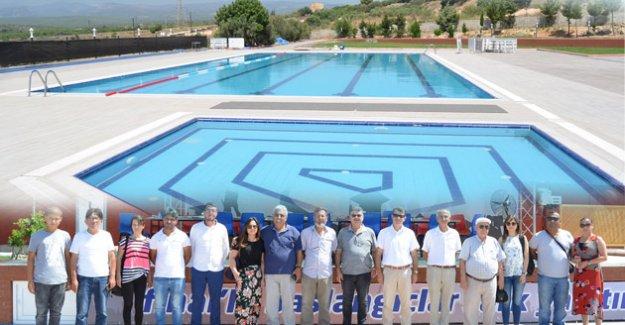 Final Okullarından Silifke'ye yarı olimpik havuz hizmeti