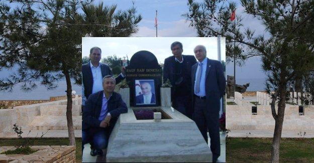 İhsan Küpük, Kıbrıs Barış Harekâtı'nın 44. Yıldönümü Kutladı
