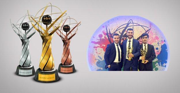 Mersin Üniversitesi'ne TRT'den Ödül