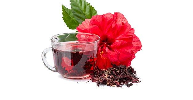 Son Trend, Bamya Çiçeği Çayı