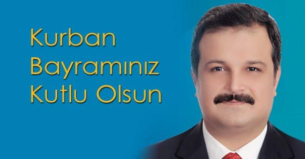 Bilal Özkan, Kurban Bayramını Kutladı