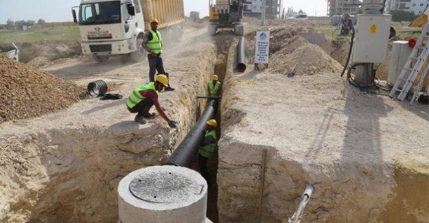 Ergenekon Mahallesi'nin Kanalizasyon İhtiyacı Giderildi