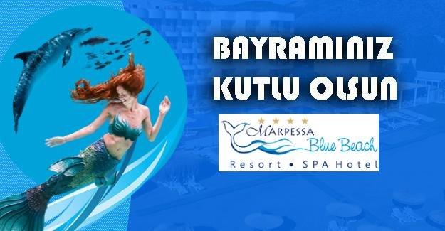 Marpessa Blue Beach Hotel Kurban Bayramını Kutladı