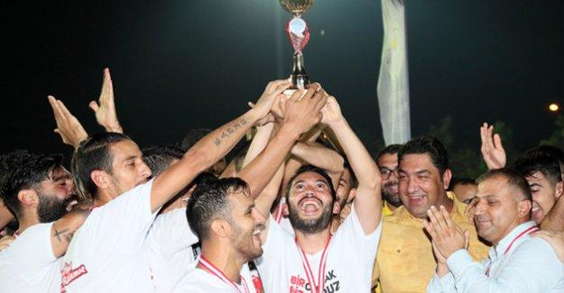 15 Temmuz Kupası Meski Spor'un Oldu