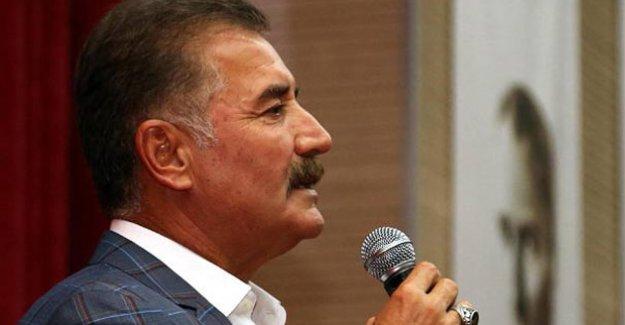 MHP'nin Mersin Büyükşehir Belediye Başkan adayı Hamit Tuna