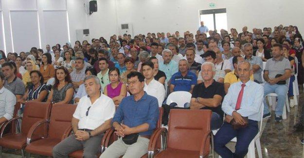 Silifke'de eğitim istişare toplantısı yapıldı