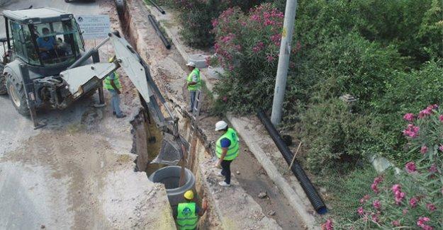 Üç Mahallenin Kanalizasyon Sorunu Çözülüyor