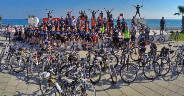 Uluslararası Mersin Bisiklet Festivali Başladı