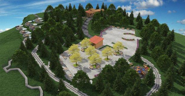 'Çamlık Mesire Alanı' projesi onaylandı