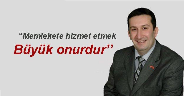 CHP'li Akyürek aday adaylığını açıkladı