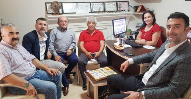 MHP ADAYLARI SİLİFKE'DE TEK YÜREK